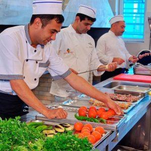 азербайджанские повара