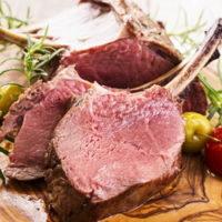 Халяльное мясо