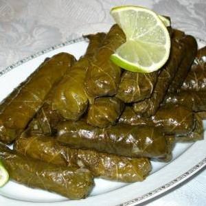 долма азербайджанское национальное блюдо