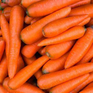 морковь мытая