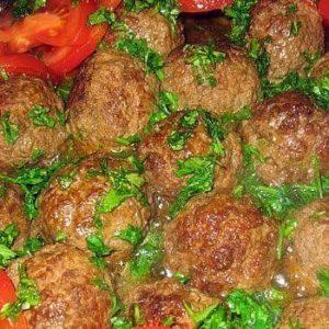 риза кюфта азербайджанское национальное блюдо